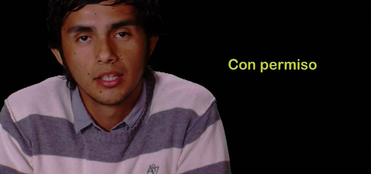 How Say Me Spanish