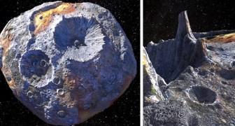 La NASA a découvert un astéroïde si rempli d'or qu'il pourrait bouleverser notre économie 1
