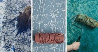 Elevate prestazioni ed effetti ricercati. 9 Strepitosi Effetti Fai Da Te Per Dipingere Le Pareti Di Casa In Modo Originale E Creativo Creativo Media