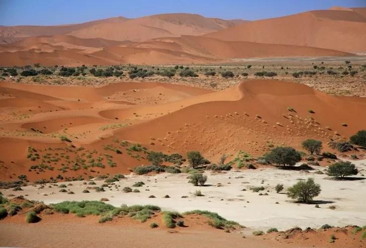 23 luoghi della terra che sembrano appartenere a un altro