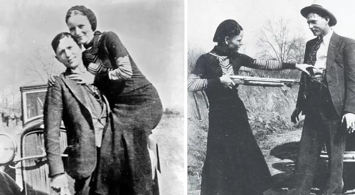 Bonnie e Clyde la vera storia della leggendaria coppia di
