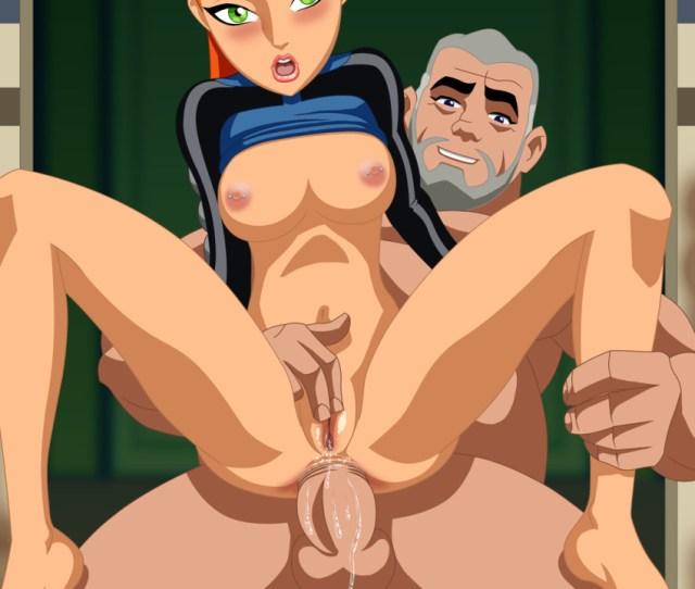 Anal Anal_penetration Anus Ben_10 Blush Breasts Dankwart Erect_nipples Erection Fingering Gwen_tennyson Hairless_pussy Incest Max_tennyson Nipples Nude
