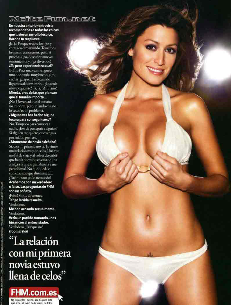 David Beckham Wallpapers With Quotes Rebecca Loos Spanish Glamour Photo Shoot For Fhm Espana