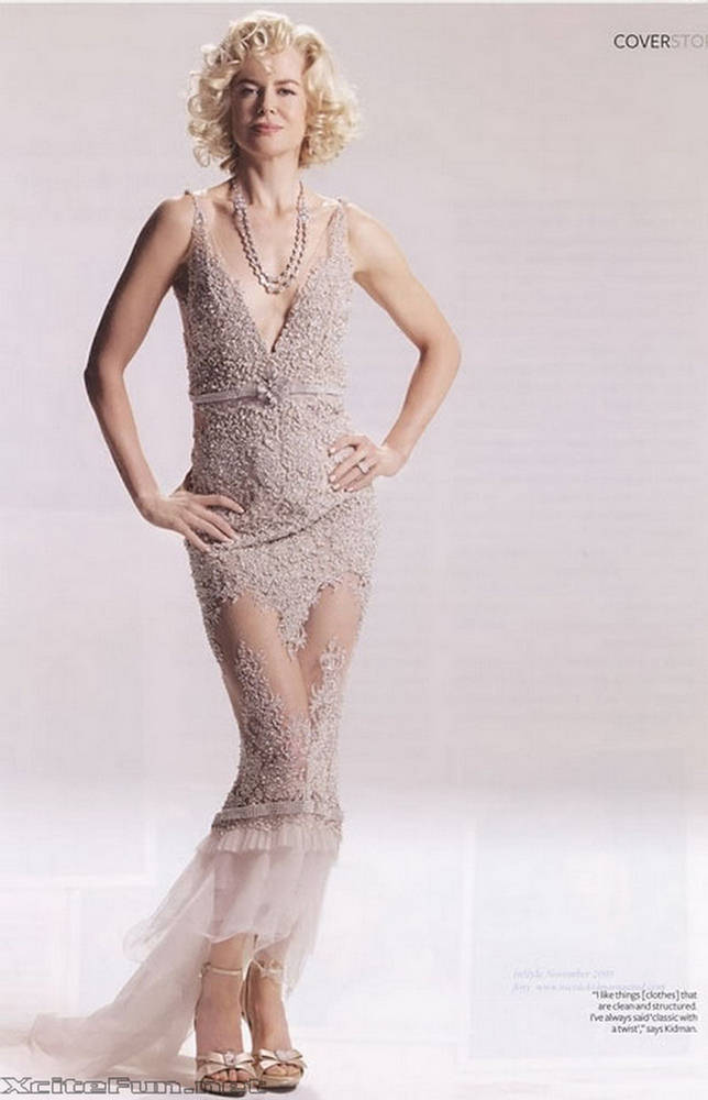 Cute Funny Wallpapers For Mobile Nicole Kidman Best Look Shots For Instyle Magazine