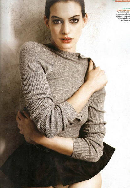 Got Quotes Wallpapers Anne Hathaway Russian Spread Gq Photo Shoot Xcitefun Net