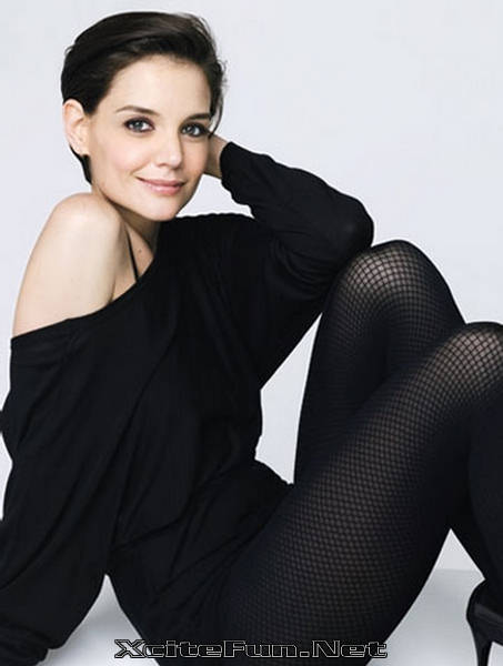 Pretty Girl Quotes Wallpapers Katie Holmes Extra Pretty Galmour Magazine Photo Shoot