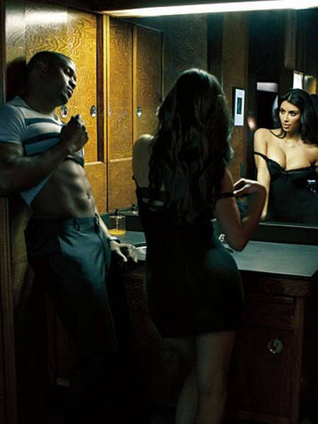 Funny Inspirational Wallpapers With Quotes Kim Kardashian Famous Bods Gq Magazine Photo Shoot