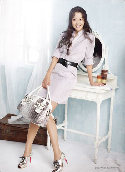 Sweet Cute Wallpapers With Quotes Cute Korean Model Kim Hee Sun Photoshoot Xcitefun Net