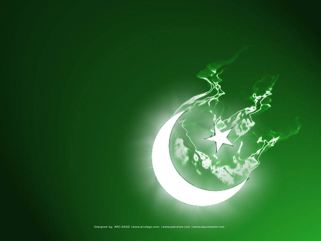 Pakistan Independence Day Light of Freedom  Wallpapers