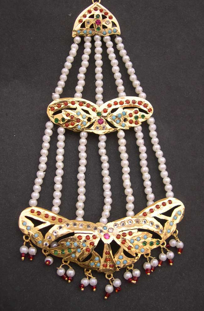 Jhumar a Essential Part of Bridal Jewellery  XciteFunnet
