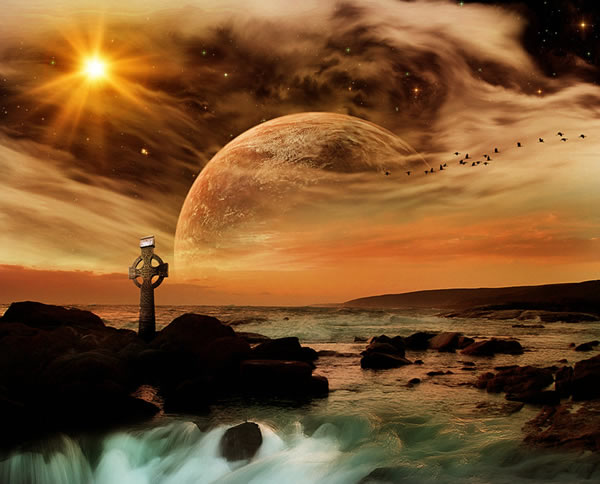 Beautiful Wallpapers With Inspirational Quotes Magical Fantasy Scenes Xcitefun Net
