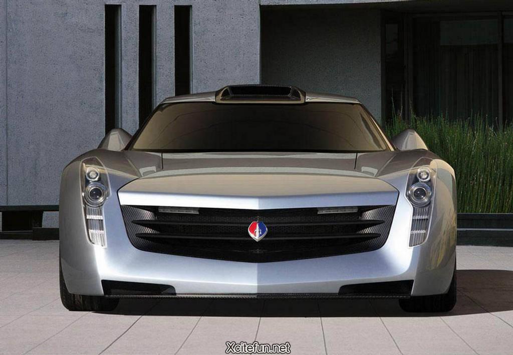 Classic Car Computer Wallpaper Cadillac Ecojet Concept Car Wallpapers Xcitefun Net