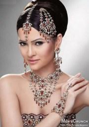 indian bridal makeup beautiful