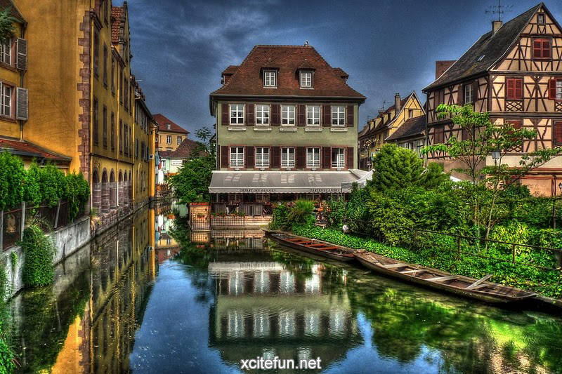 Colmar France  Most Beautiful City in Europe  XciteFunnet
