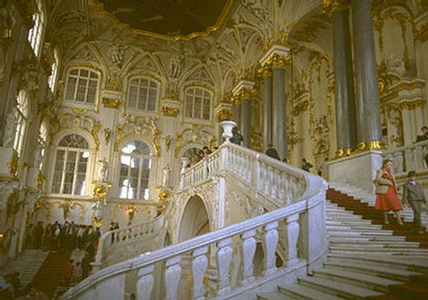 Winter Palace St Petersburg  Russia  XciteFunnet