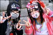 crazy asian hair styles