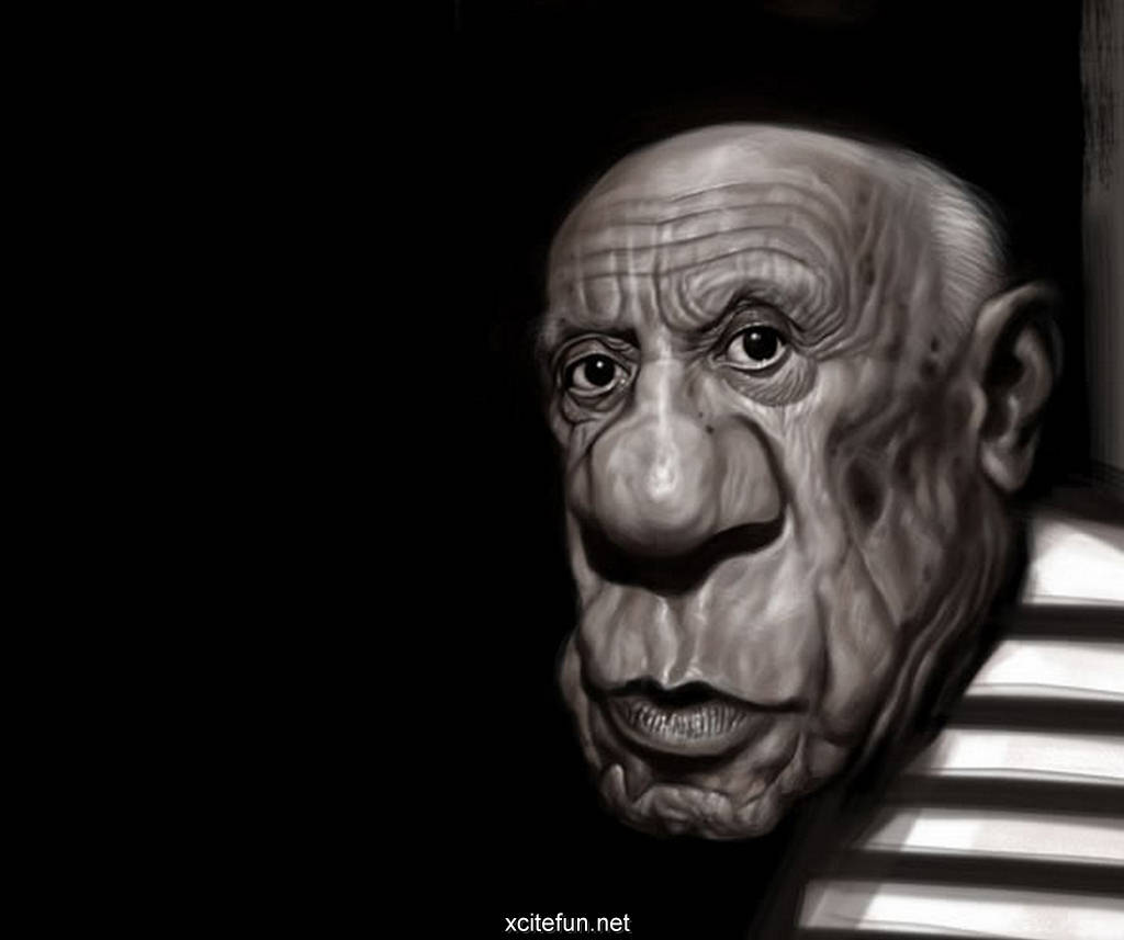 Cool Inspirational Quotes Wallpapers Awesome Caricatures Funny 3d Art Faces Xcitefun Net