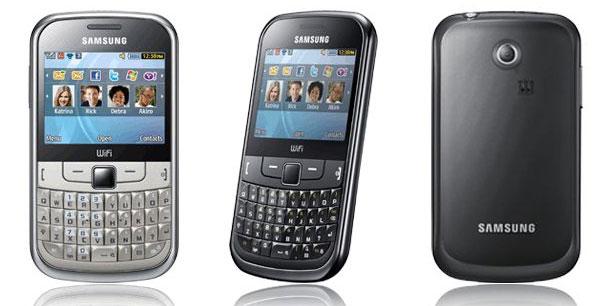 Samsung Chat 355