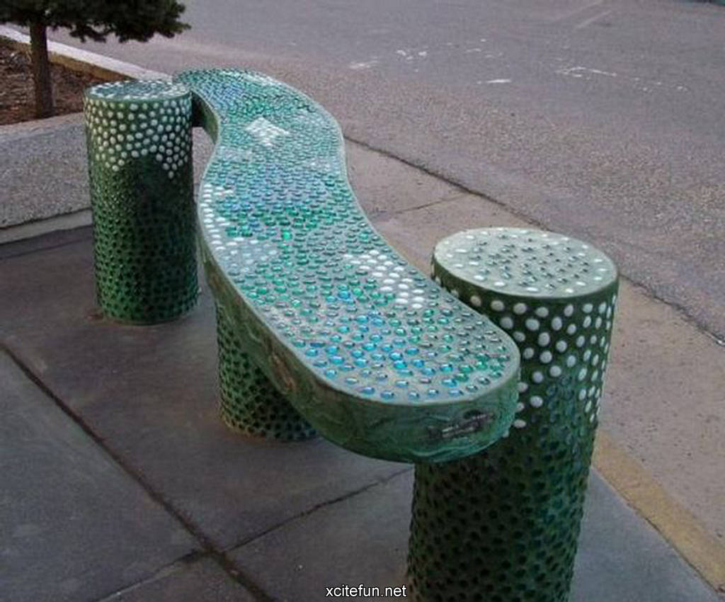 Unusual Park Benches  Amazing Park Benches  XciteFunnet