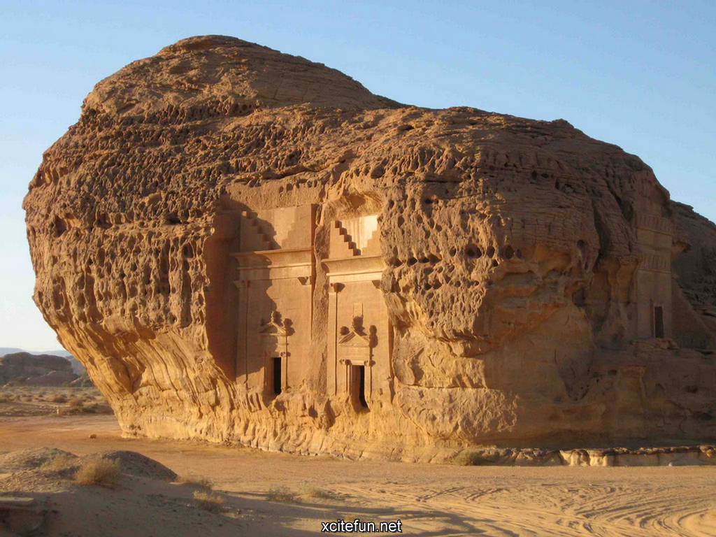 Quran Quotes Wallpaper Hd The Ruins Of Madain Saleh Saudi Arabia Xcitefun Net