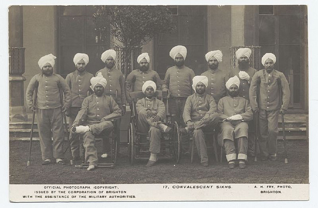 Indian Army At 1st World War