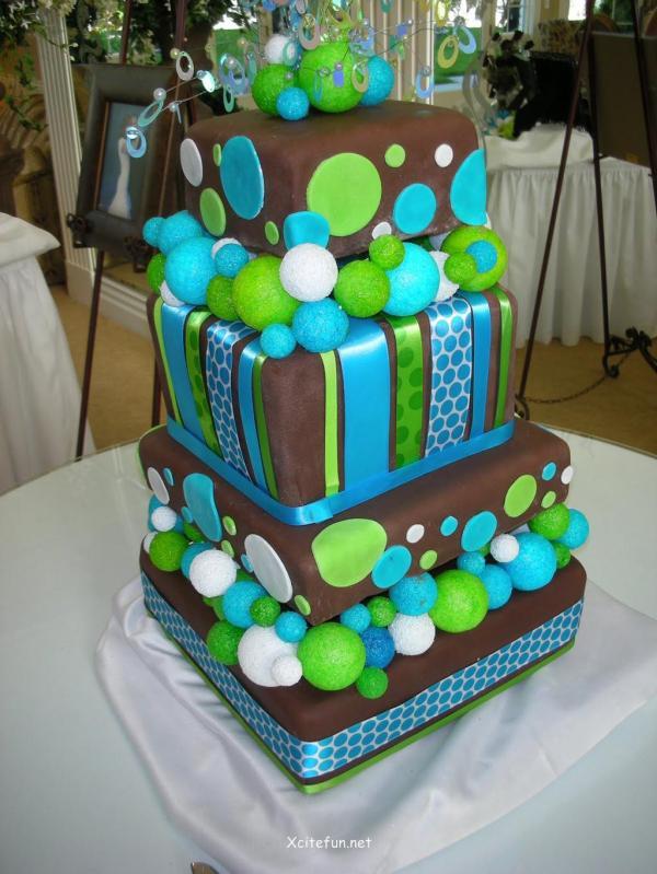 Wedding Cakes - Decorating Ideas