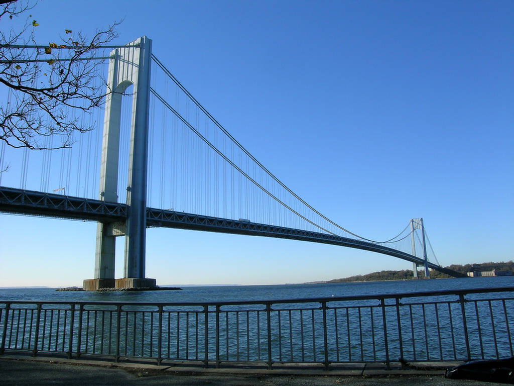Cute Wallpapers With Love Quotes For Mobile Verrazano Narrows Bridge Images New York City Xcitefun Net