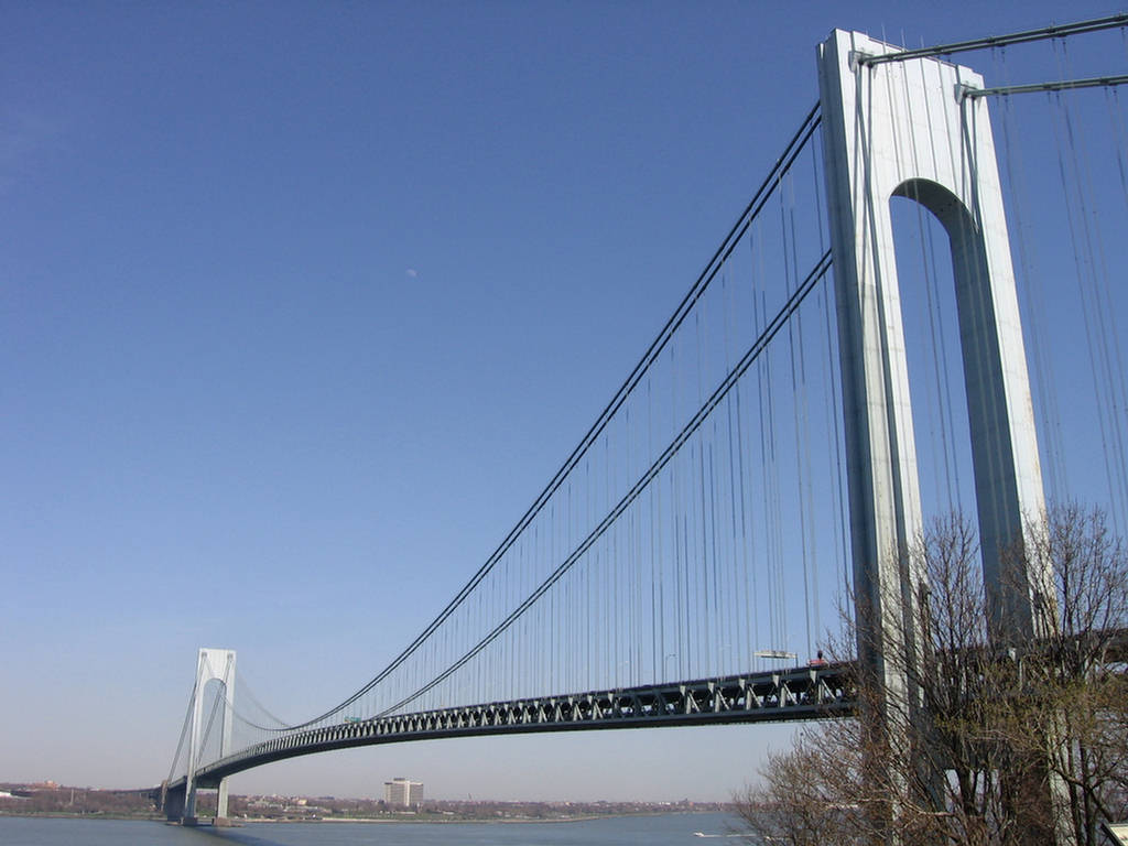 Cute Nature Wallpapers With Quotes Verrazano Narrows Bridge Images New York City Xcitefun Net