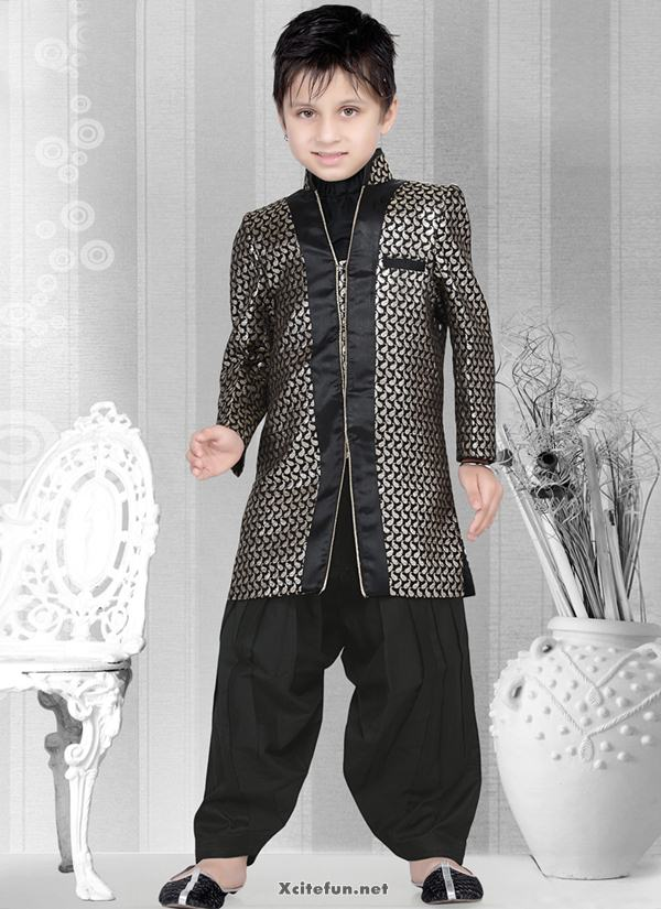 Boy Wear Rashem Dress Design For Party  XciteFunnet