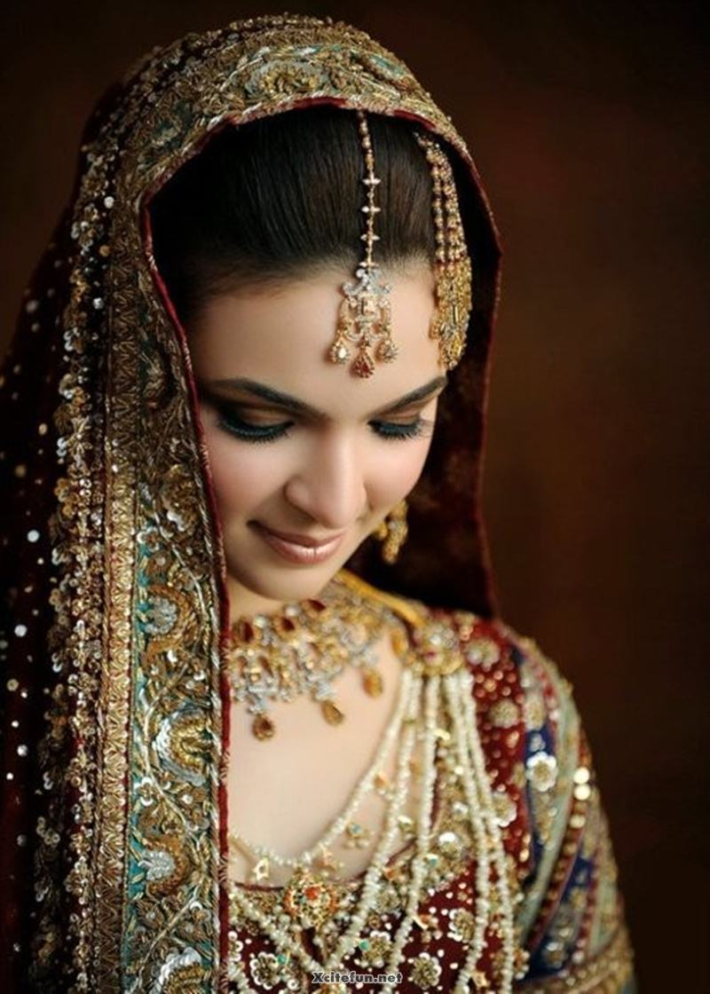 Bridal Maang Tikka Jewelry Set For Wedding Day  XciteFunnet