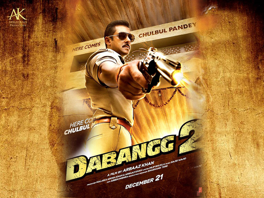 Dabangg 2 Movie Wallpapers  XciteFunnet