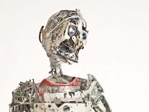 Funny Wallpapers Nature With Small Quotes Mechanical Sculptures By Gabriel Dishaw Xcitefun Net