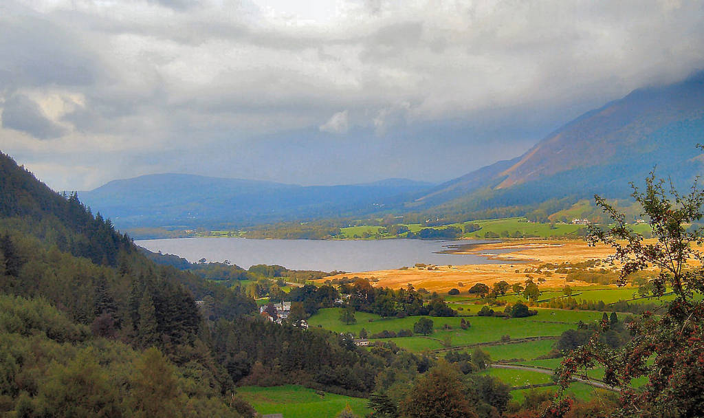 Cute Wallpapers With Love Quotes For Mobile Bassenthwaite Lake Lake District England Xcitefun Net