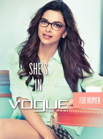 Vogue Eyewear New Collection For Women  XciteFunnet