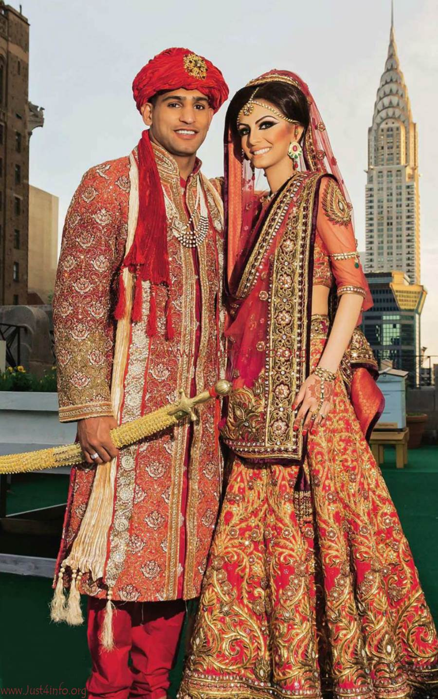 Cute Painting Wallpapers Amir Khan Boxer Wedding Pictures Xcitefun Net