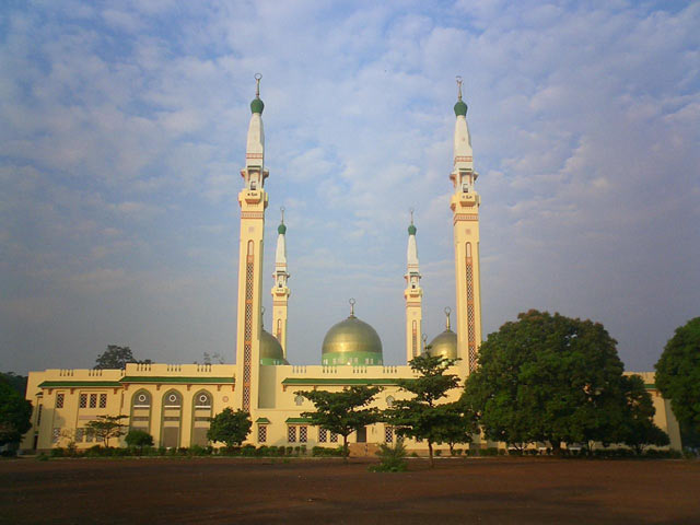 Cute Wallpapers Hd With Quotes Conakry Grand Mosque Guinea Images N Detail Xcitefun Net