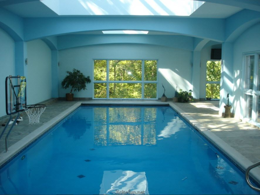 Cute Painting Wallpapers Cool And Stylish Residential Indoor Pools Xcitefun Net