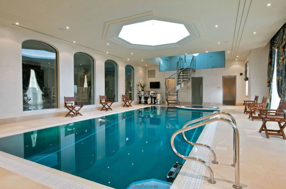 Cool Indoor Swimming Pools