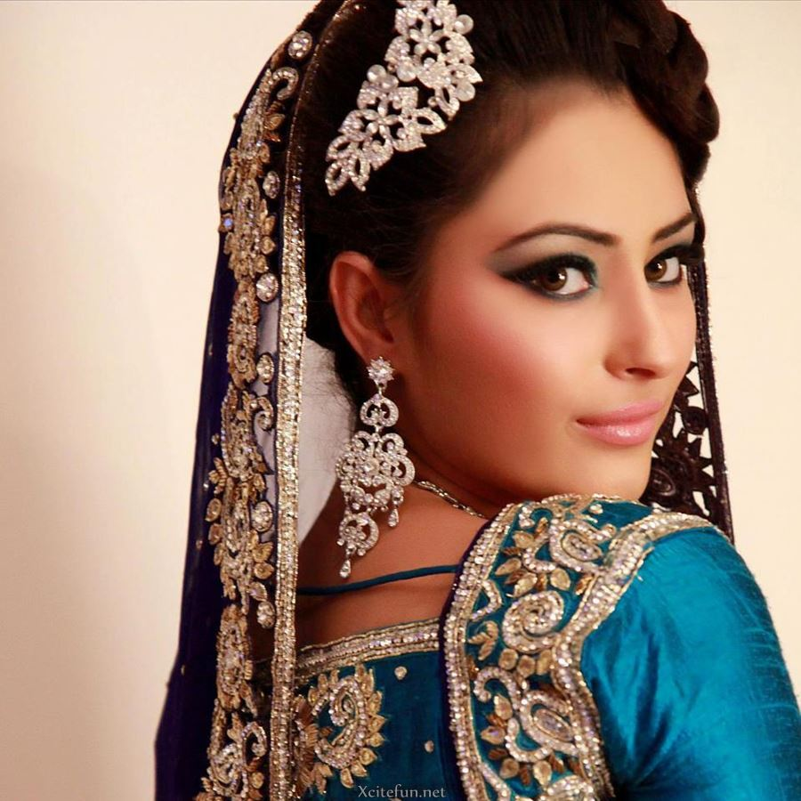 Latest Asian Bridal Makeup New Look