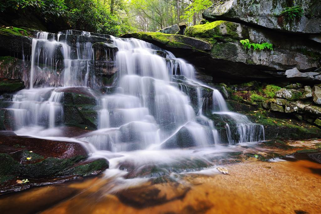 Cute Waterfall Wallpapers Elakala Falls Virginia Waterfalls Images N Detail