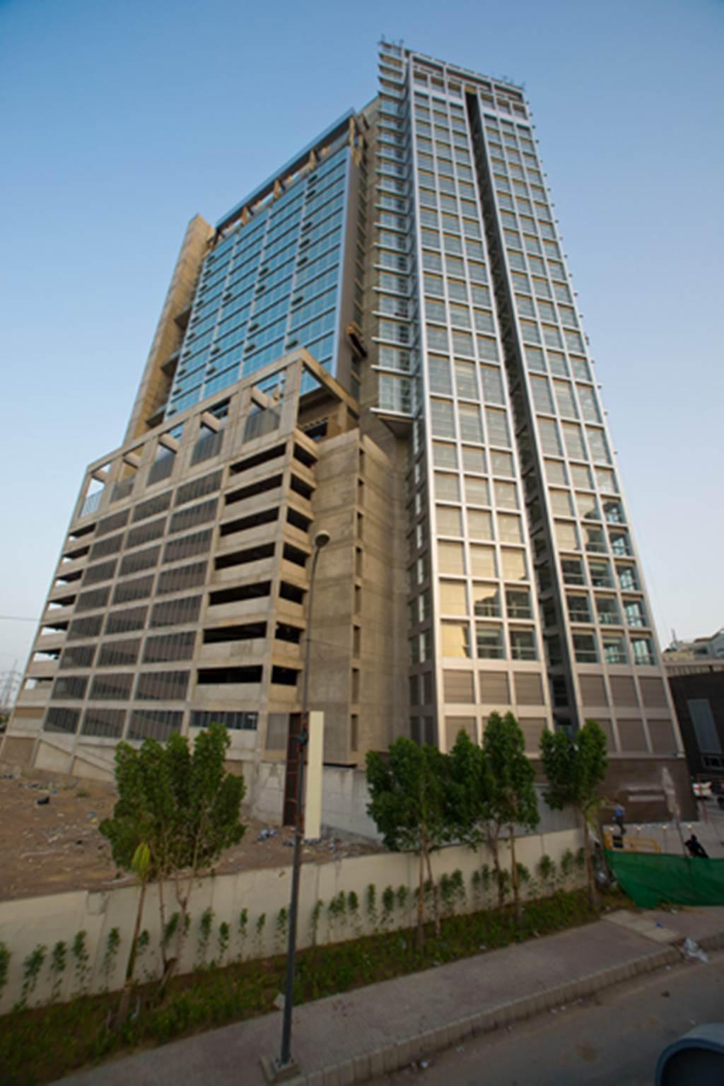 Centre Point Tower Karachi Pakistan  Images n Detail