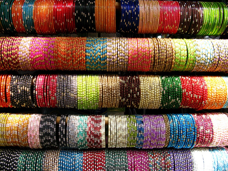 Colorful Fancy Bangles For Girls  XciteFunnet
