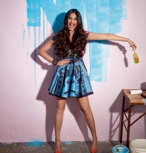 Cool Inspirational Quotes Wallpapers Sonam Kapoor Cosmopolitan Cover Shoot Xcitefun Net