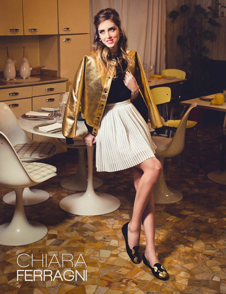 Chiara Ferragni Shoes Spring Summer Collection 2014