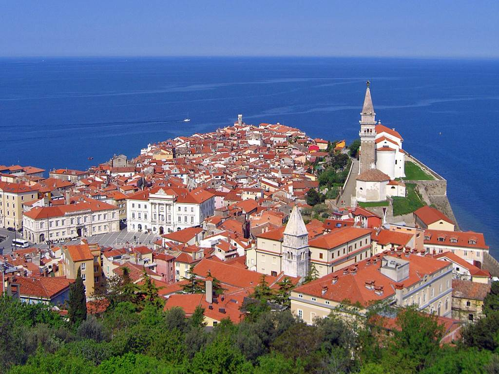 Cool N Cute Wallpapers For Mobile Piran Peninsula Slovenia Images N Detail Xcitefun Net