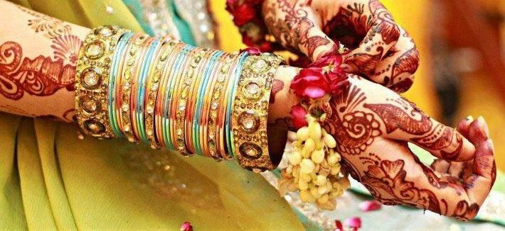 Bridal Beautiful Hands Accessories