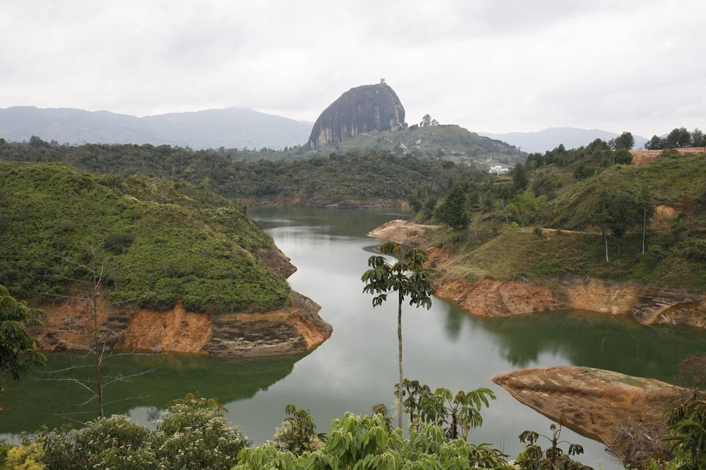 Cool Inspirational Quotes Wallpapers Guatape Rock Colombia Images Gallery Xcitefun Net