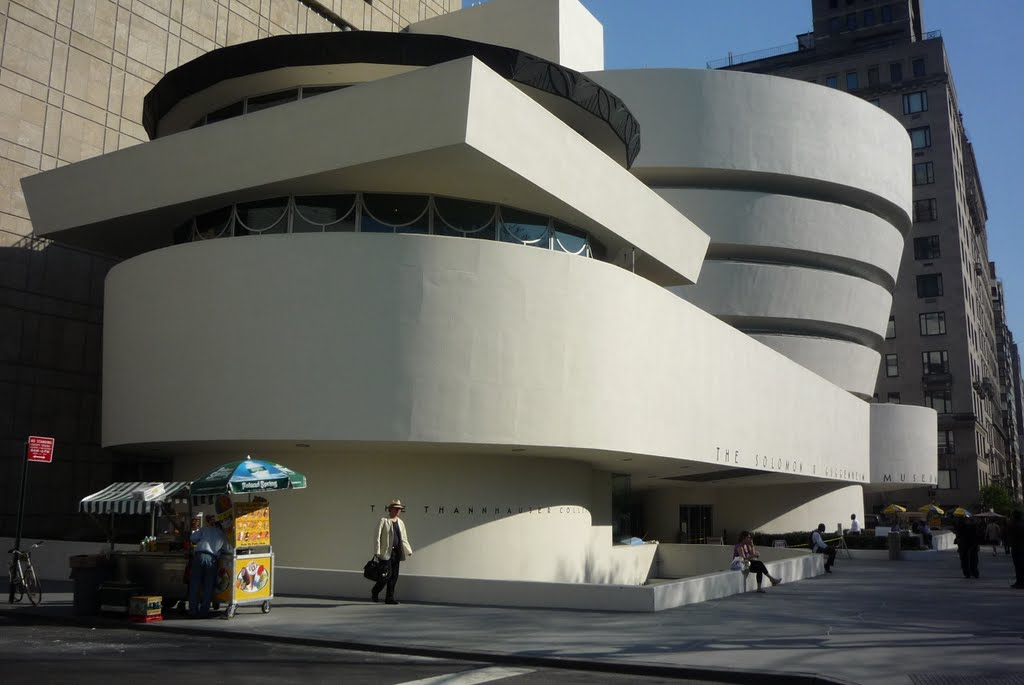 Cool N Cute Wallpapers Guggenheim Museums New York Images N Detail Xcitefun Net