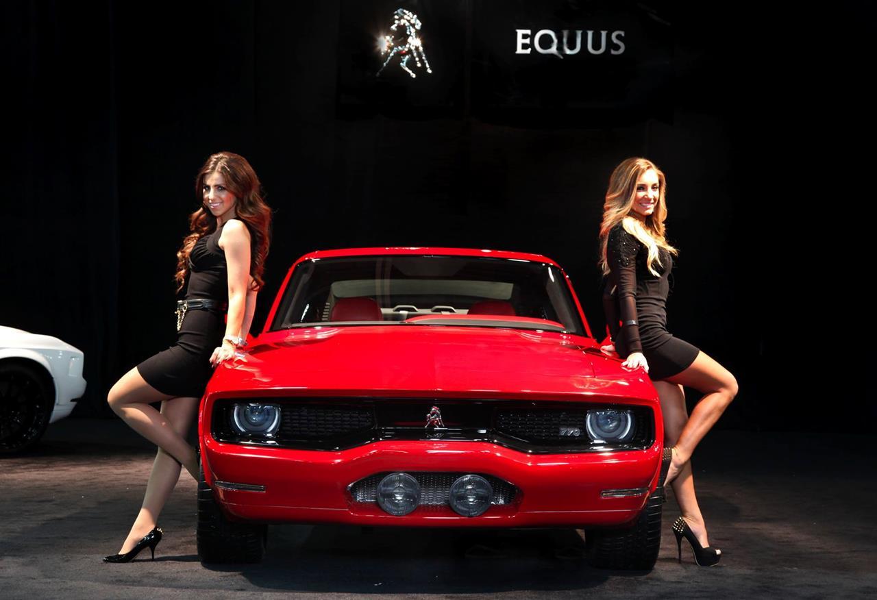 Equus Bass 770  Super Stylish Muscle Car  XciteFunnet