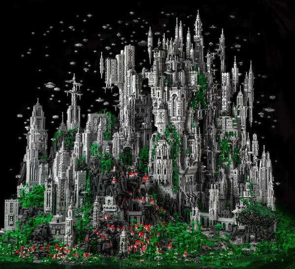 Awesome Lego Creations Art